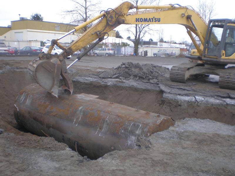 CERC Tank REmoval